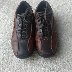 ROCKPORT XCS leather upper Men's shoes size 10M